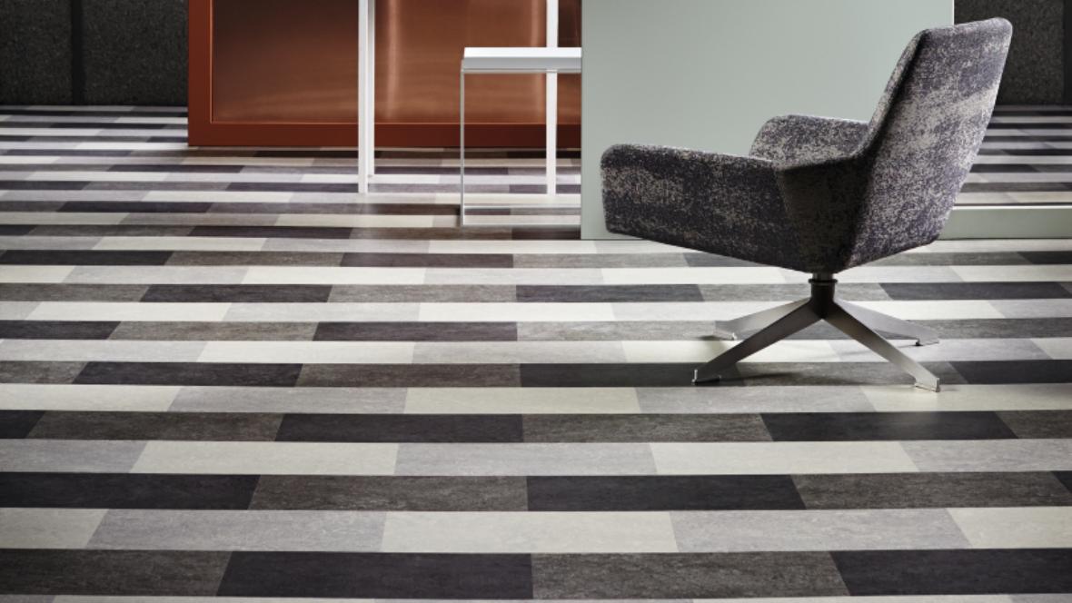 Vct floor tiles