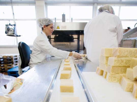 Dough Processing