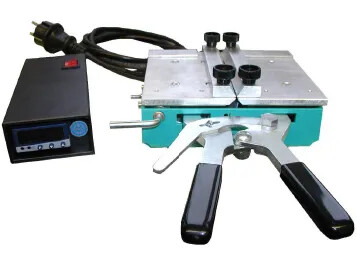 Heating tool for butt splices