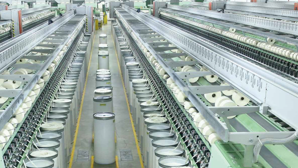 Manufacturing of Yarn