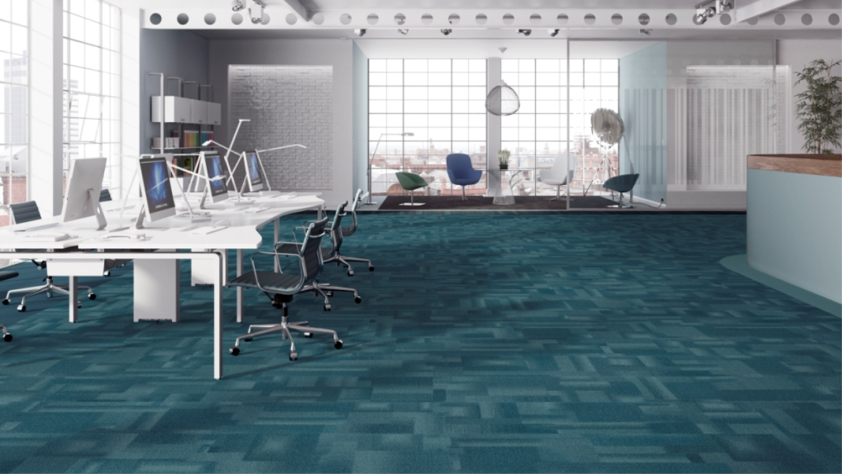 Tessera, Westbond & Flotex carpet tiles