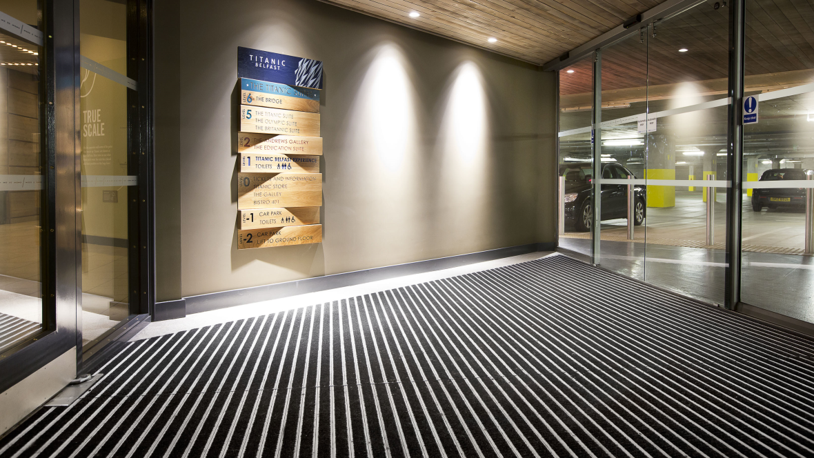 Nuway Entrance Flooring Forbo Flooring Systems Uk