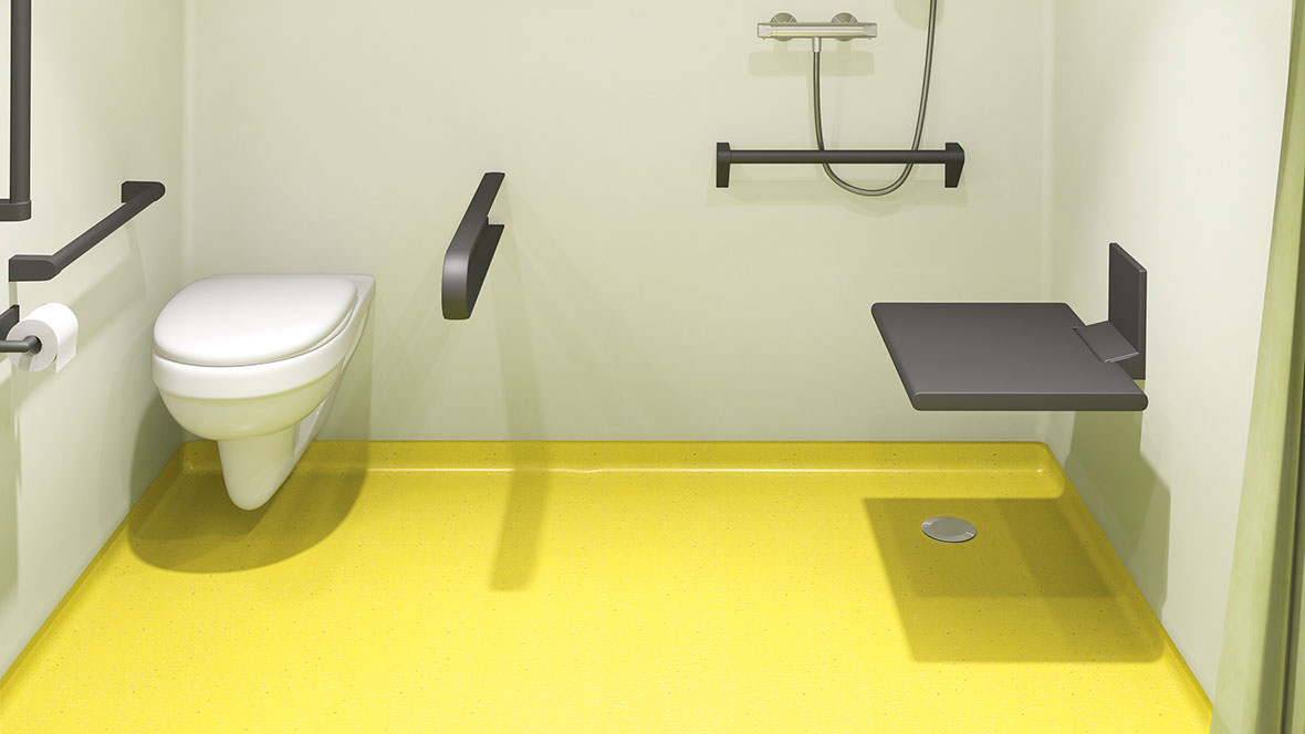 Wetroom Flooring Forbo Systems