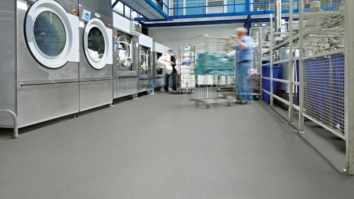 Safestep Flooring Solutions - Forbo Flooring Systems