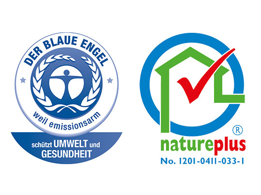 Blauer Engel Natureplus