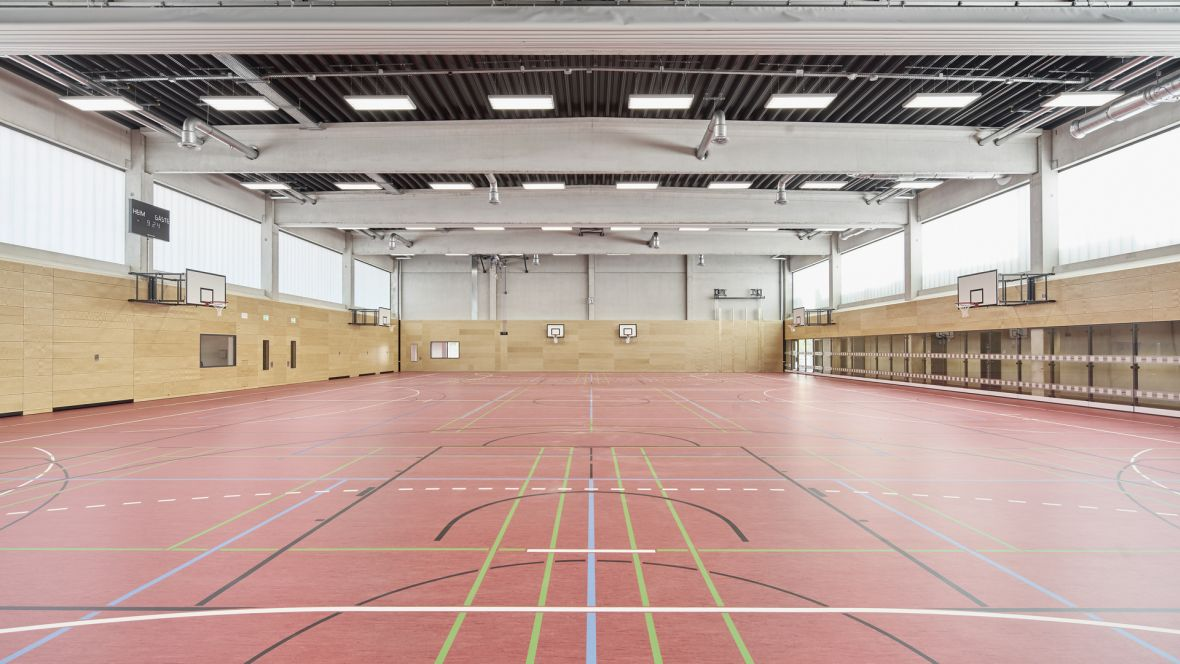 Sports hall in Hürth