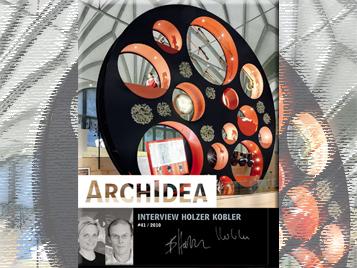 Archidea No. 41 Titel