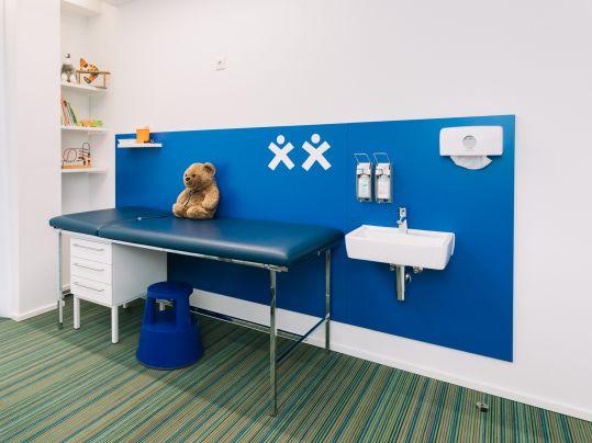 Fußboden In Arztpraxen ~ Forbo bodenbeläge in arztpraxen