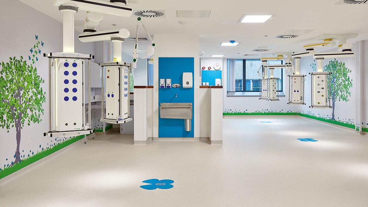 Glan Clwyd hospital UK