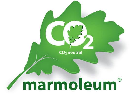 Forbo Marmoleum - CO2-neutral produziert