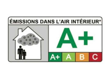 Qualité de l'air A+