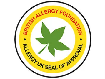 Logotipo Allergy UK