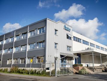 Säljkontor och distributionskontor i Stockholm