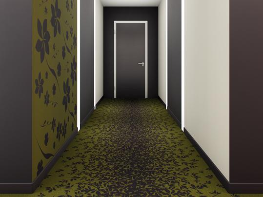 Nadelvlies für Hotels