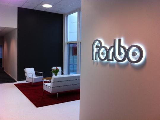 Nordiska huvudkontoret i Göteborg