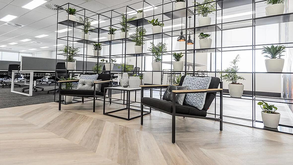 Level 10 & 11 Display Suites, 111 St Georges Terrace, Perth - Allura Flex HP 9051