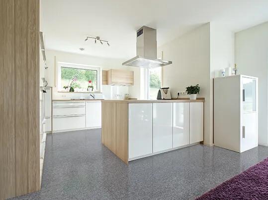 370 Multiterrazzo Küche