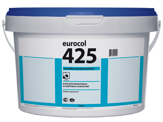 Eurocol_425 Euroflex Standard клей для винила и ковролина