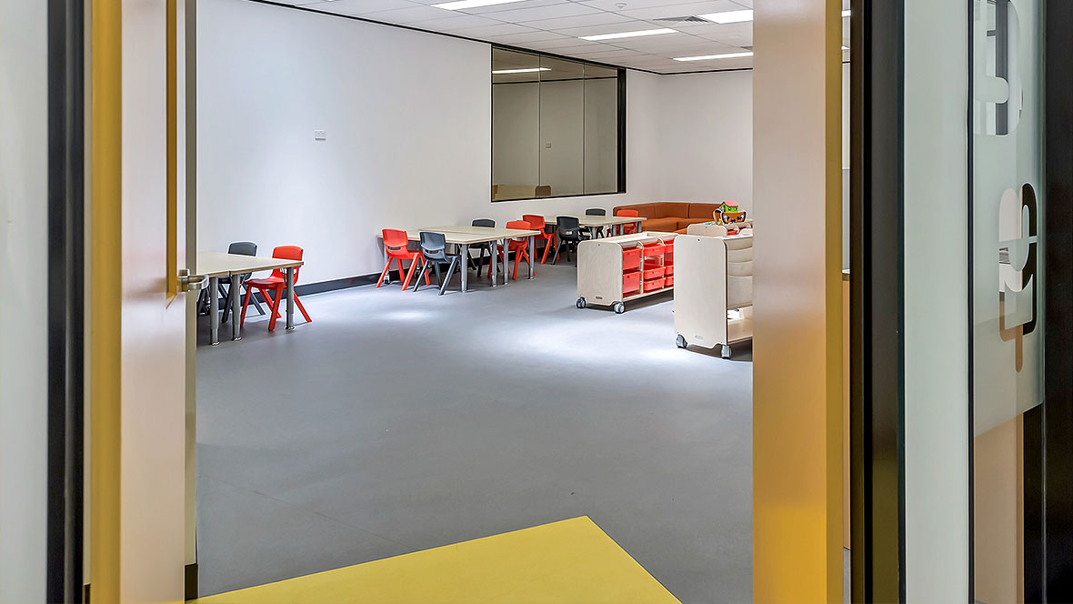 Charlton Brown Early Learning Centre, Queensland - Sphera Element 50005, 50053