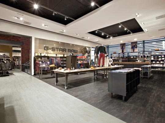 Luxury vinyl tiles & planks - Retail