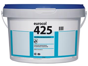 Eurocol_ 425 клей для виниловых и ковровых покрытий