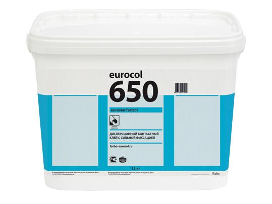 Eurocol_650 контактный клей