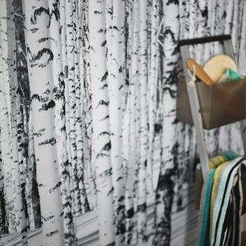 Våtrum Nordic forest