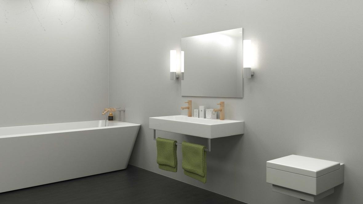 Kylpyhuonemallisto