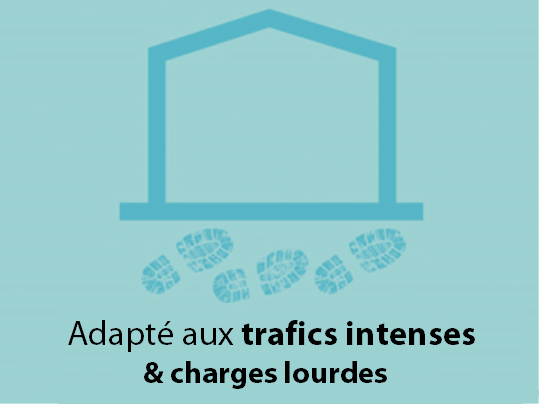 Trafics intenses & charges lourges_Tuftiguard