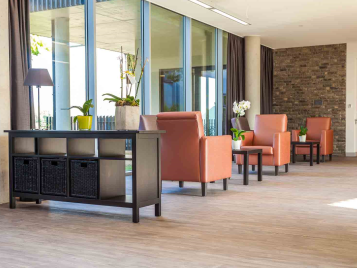 Aged care flooring