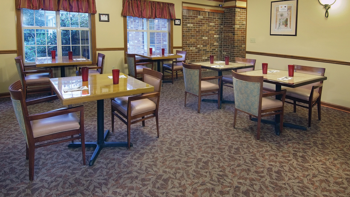 Mt. Carmel Dining Room