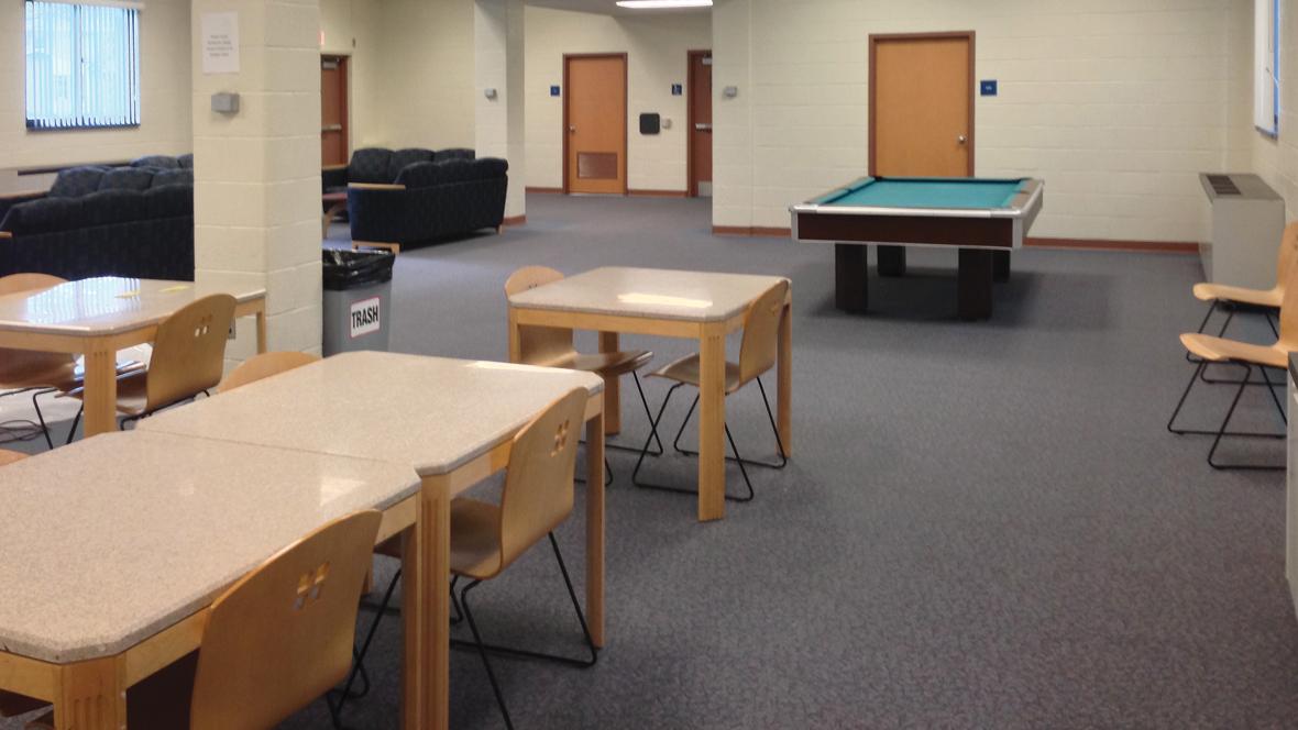 Edinboro University Study Room