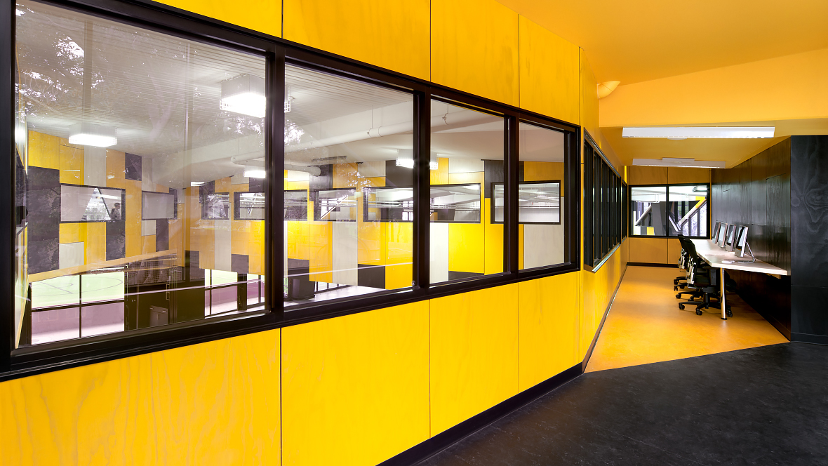 Punt Rd Oval Richmond Tigers - Suters Architects