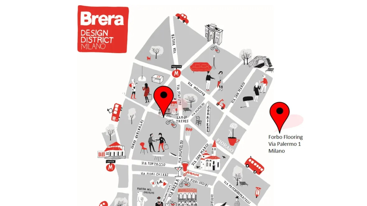 Location Brera
