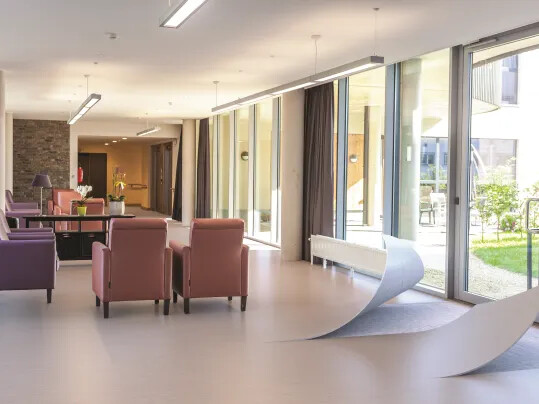 Revêtement de sol PVC non collé Modul'up | Forbo Flooring Systems
