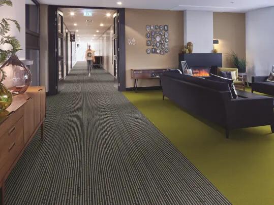 Revêtement de sol textile, moquette aiguilletée | Forbo Flooring Systems