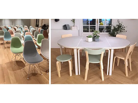 TRNDS April 2018 Vitra & Artek