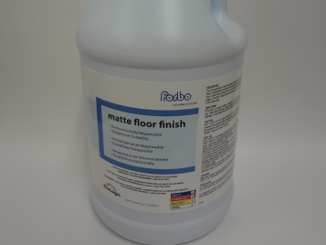 Matte Finish Gallon