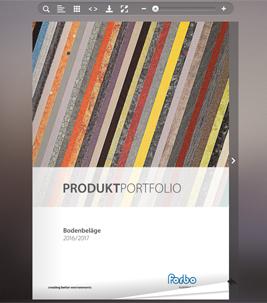 Forbo Produktekatalog