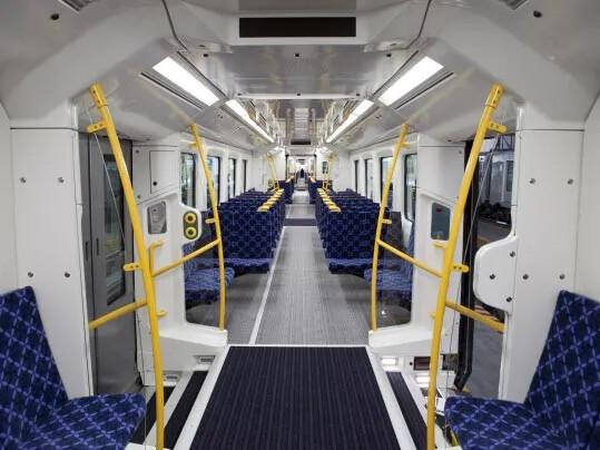 Auckland rail Coral