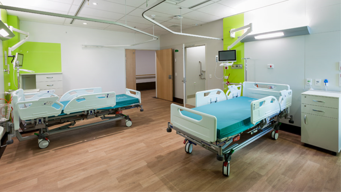 Fiona Stanely Hospital - Ward Room