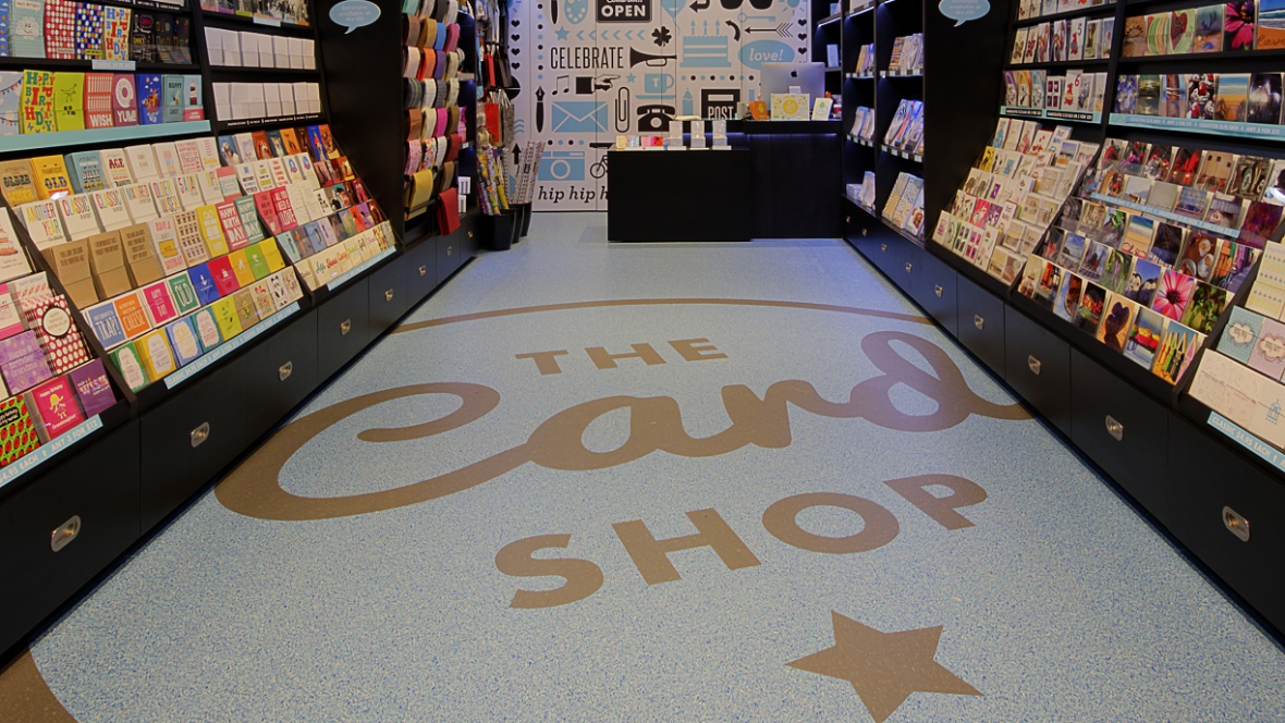 The Card Shop 1