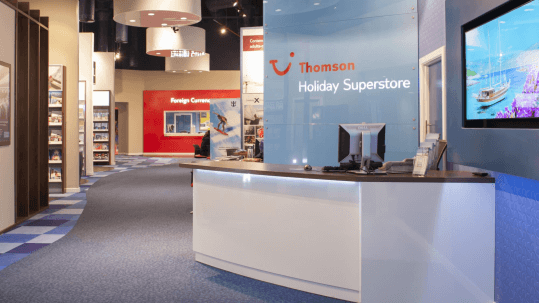 Thomson Holiday Stores