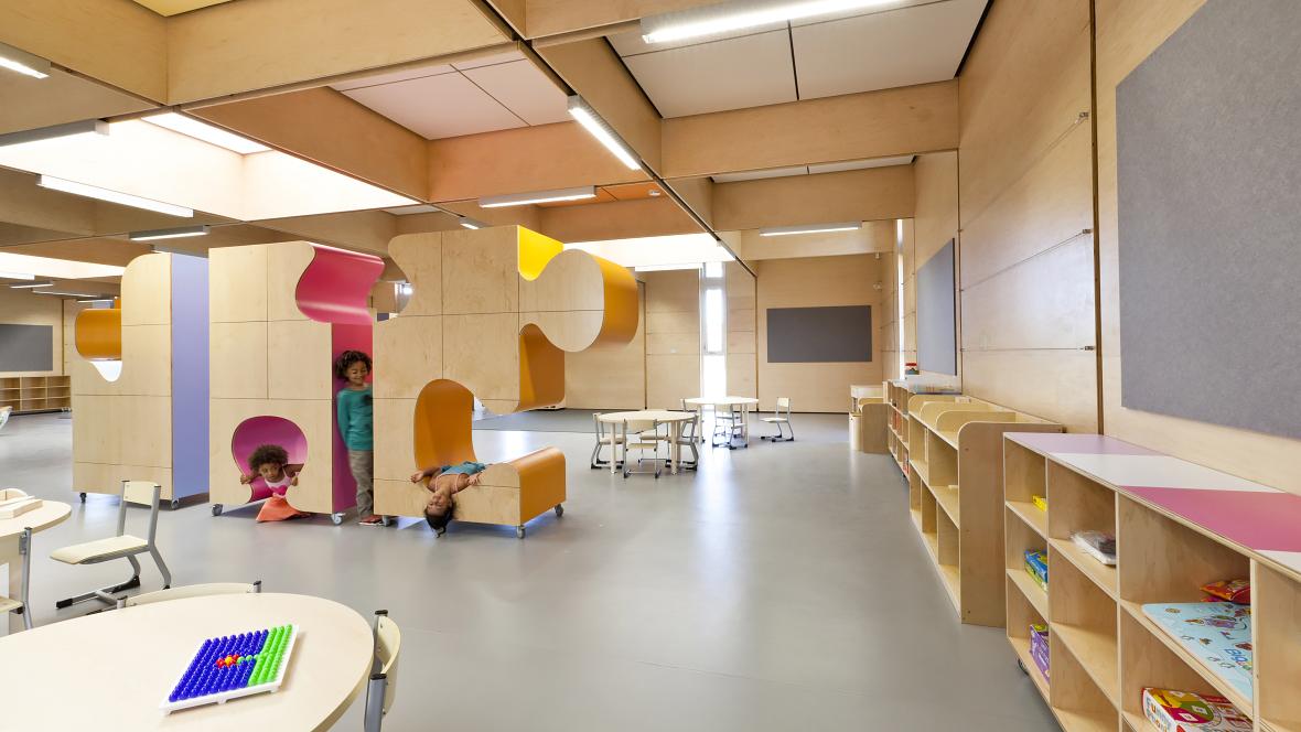JSRACS Kindergarten
