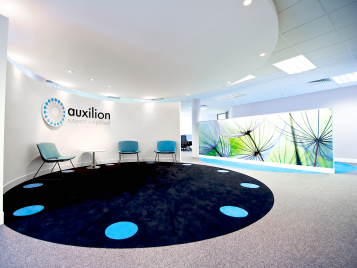 IT Alliance - commercial office flooring
