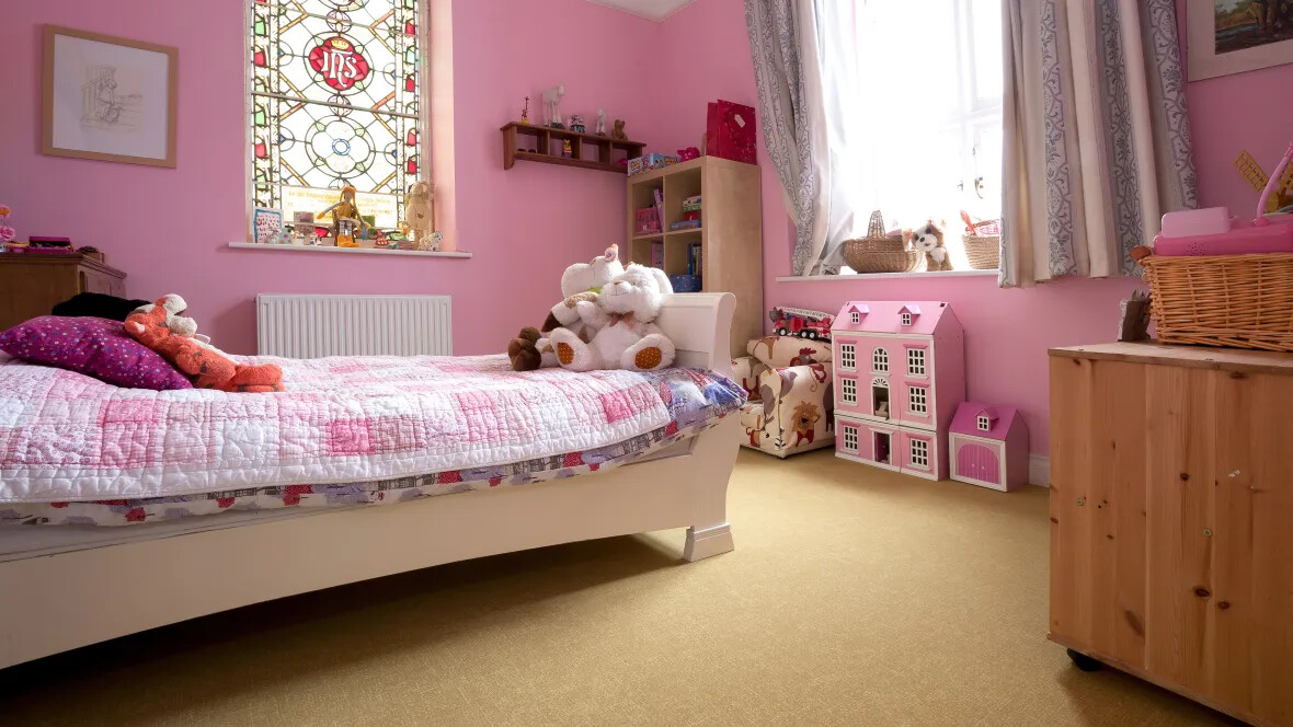 Poppy's Bedroom