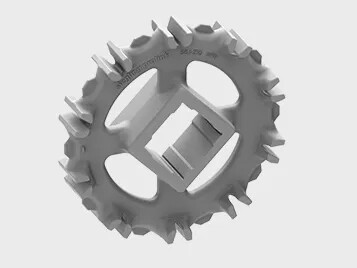 Series 6.1 - Sprockets