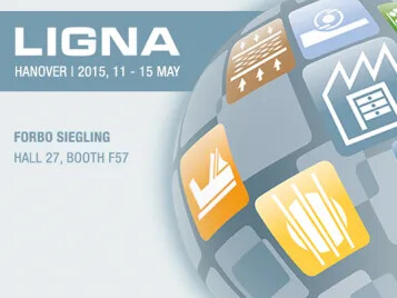 Forbo Movement Systems at LIGNA 2015 – Innovations all along the line