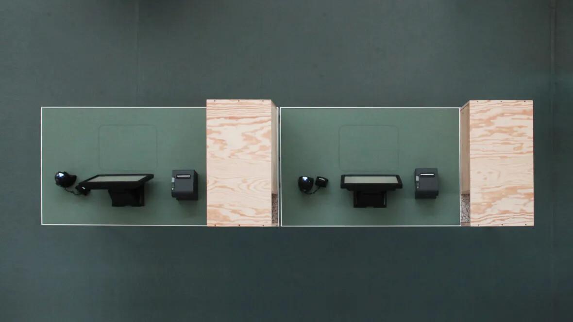 Forbo Linoleum Table