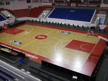 Баскет Холл_Краснодар